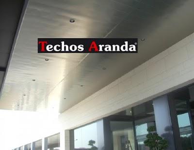 El Mejor Precio Economico Falsos Techos Aluminio Madrid