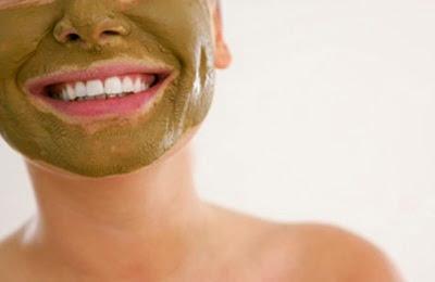 teh hijau untuk wajah