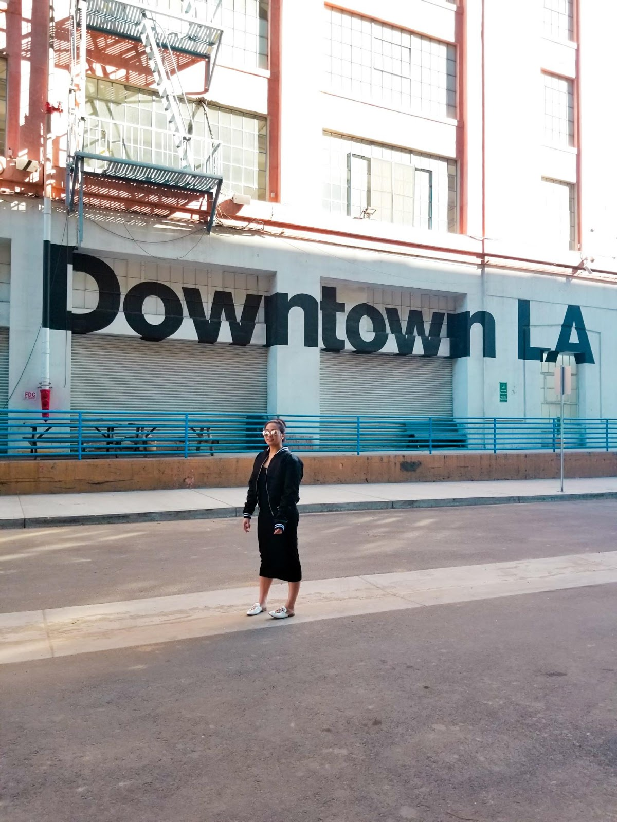 Downtown los angeles foodie travel blogger
