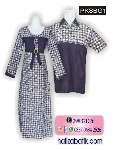 PKSBG1 Batik Sarimbit, Baju Sarimbit Terbaru, Model Sarimbit, PKSBG1