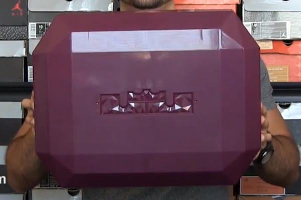 Nike LeBron X Plus 8211 Crown Jewel 8211 Special Retail Packaging
