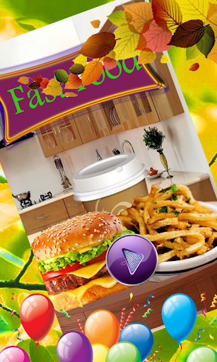 Fast Food-Free Game