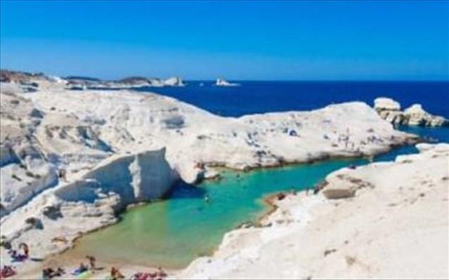 ΕΟΤ: Η Μήλος το καλύτερο νησί στον κόσμο και την Ευρώπη για το 2021