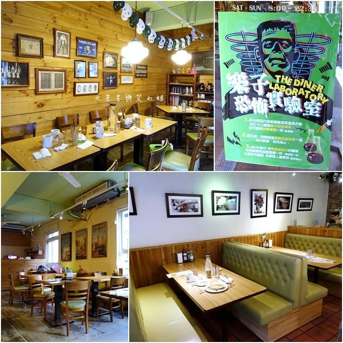 2 The Diner 樂子餐廳 食尚玩家台北必吃10大早餐