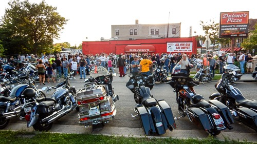 Motorcycle First Thursday September 2015