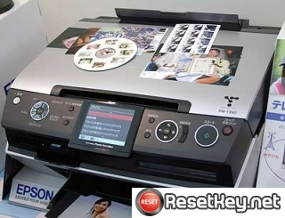 Reset Epson PM-T990 printer Waste Ink Pads Counter