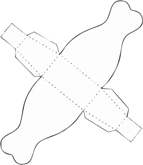 más y más manualidades: Crea bellas cajitas con forma de