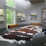 Musée départemental de Préhistoire d'Île-de-France à Nemours (France)