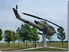 AH-1F Bell Cobra Helicopter