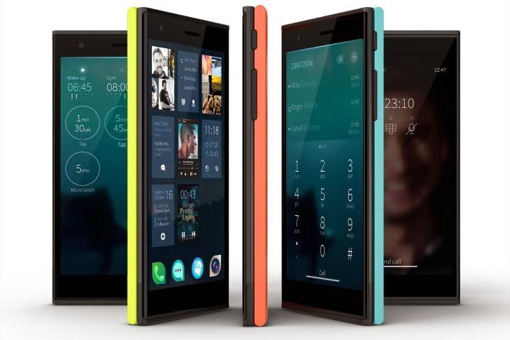 Jolla, primer smartphone basado en Sailfish OS