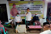 Anggota DPRD Sulsel, H.Suardi Haseng Reses di Desa Timusu Beberkan Beberapa Capaian Perjuangan