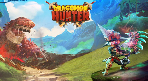 Dragonmon Hunter