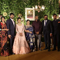 Srija Wedding Reception Photos