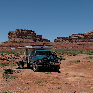 Valley of the Gods (Natural Bridges)