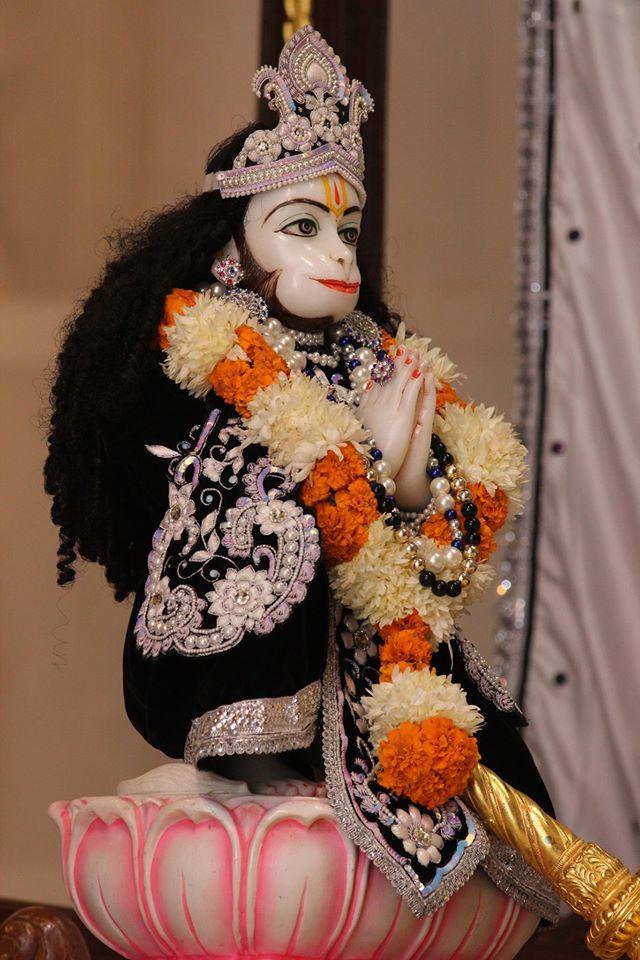 ISKCON Kanpur Deity Darshan 19 Dec 2015 (8)