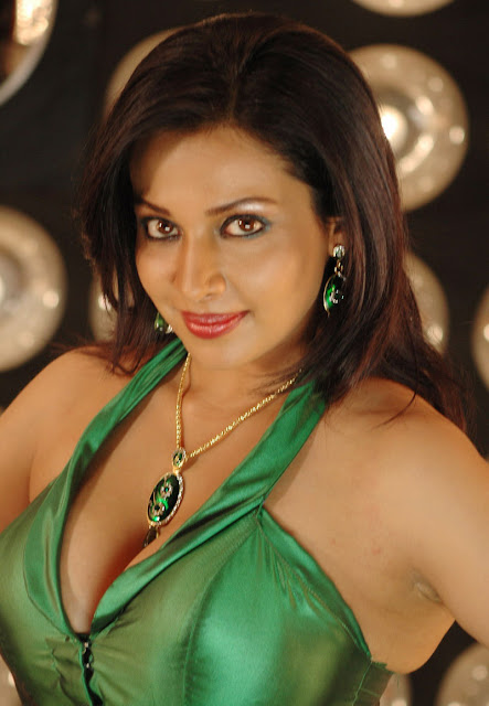 Asha Saini aka Mayuri stills from Latest Telugu Movie Chattam