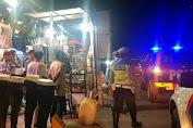 Jam Malam Berlaku Di Pidie, Tim Gabungan Lakukan Patroli
