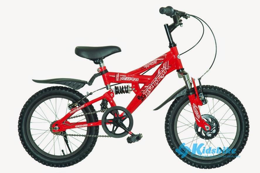 Xe đạp cho bé Totem 912-16