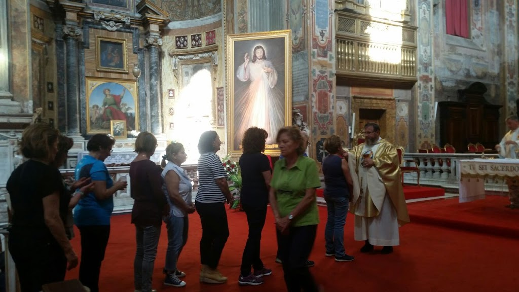 Pielgrzymi z Castellammare w Rzymie, 8 czerwca 2016 - IMG-20160608-WA0052.jpg