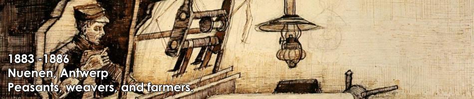 Vincent van Gogh Drawings from Nuenen and Antwerp, 1883-1886