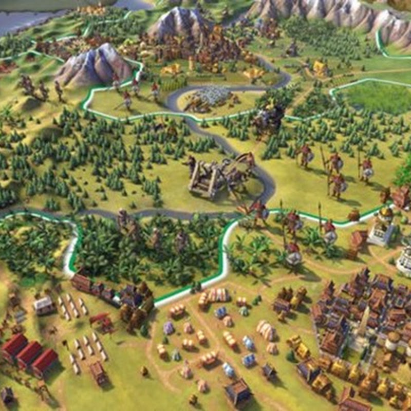Die Städte von Civilization VI sind anders als alles, was Civ bisher geboten hat