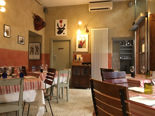 The dining room at Consorzio