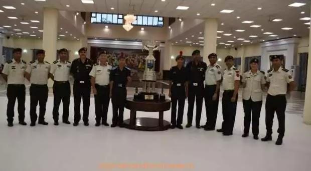 नेपाल सेना के प्रतिनिधिमंडल ने देहरादून में भारतीय सैन्य अकादमी (IMA) का किया दौरा