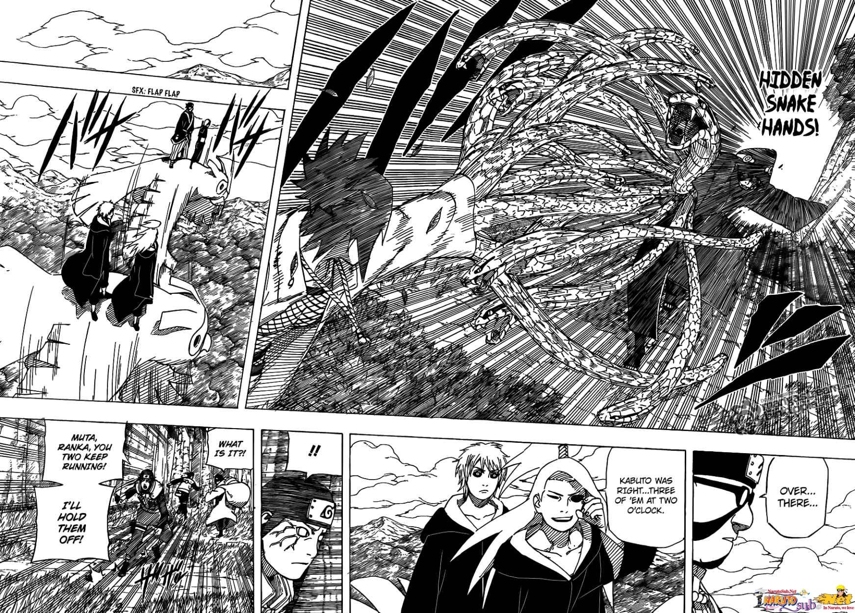 tz 8, Naruto chapter 516    NarutoSub