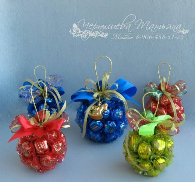 Ideas x temporada ideas de esferas navide as muy - Ideas originales navidad ...