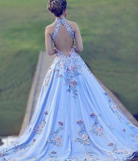 blue dress hd image