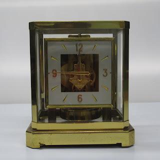 LeCoultre Atmos Mantel Clock