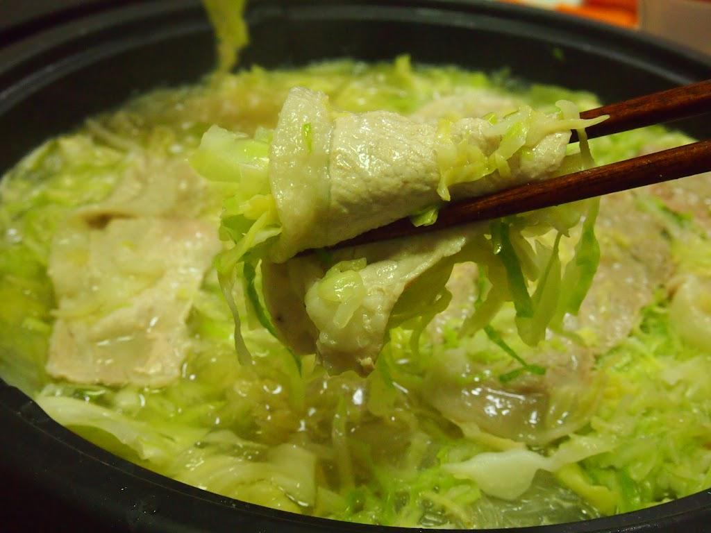 痩せる!人気No.1の豚しゃぶダイエット鍋レシピ~野菜も食べ野菜 ...