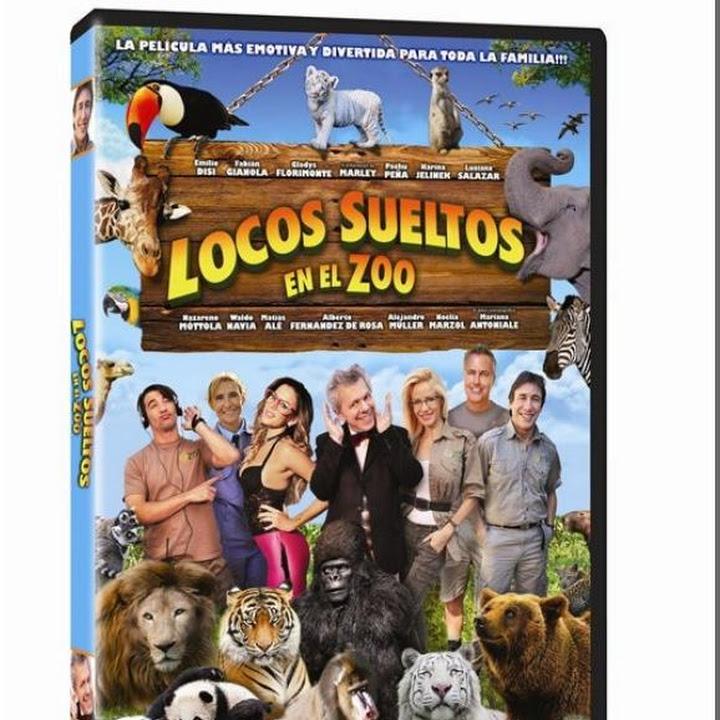 Locos sueltos en el zoo dvd con extras info lanzamiento for Espectaculos en argentina 2016