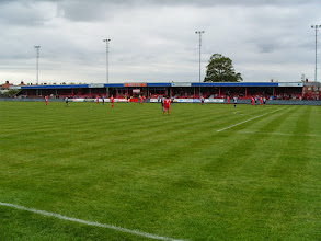 Photo: 18/08/07 v Chorley (NPL Division 1) - contributed by David Norcliffe