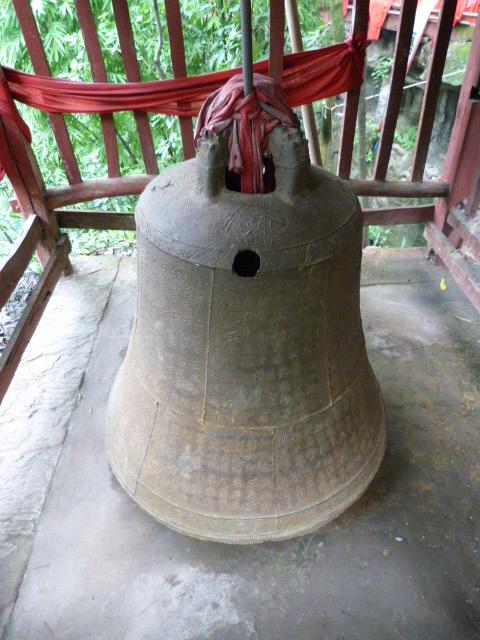 CHINE.SICHUAN.PING LE à 2 heures de Chengdu. Ravissant .Vallée des bambous - P1070641.JPG