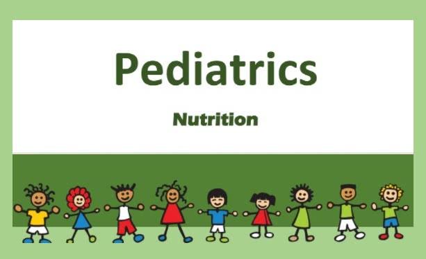 تغذية الأطفال pdf