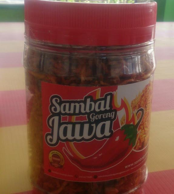 Sambal Goreng Jawa
