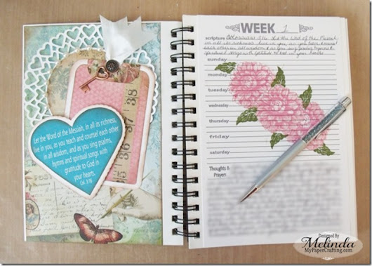 Faith Journal Week 1 with FREEBIES