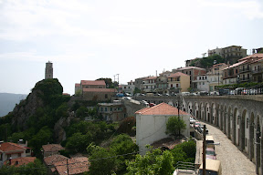 Mountain town of Arachova