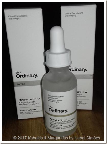 Matrixyl 10% + HA da The Ordinary