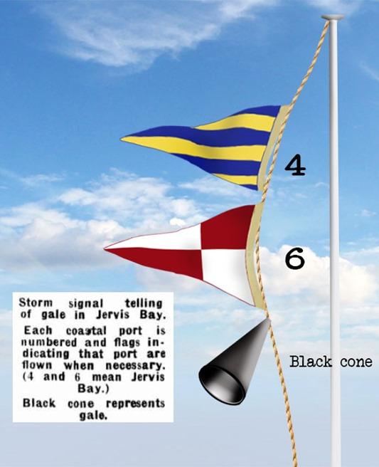 flag-signals-jerrvis-bay