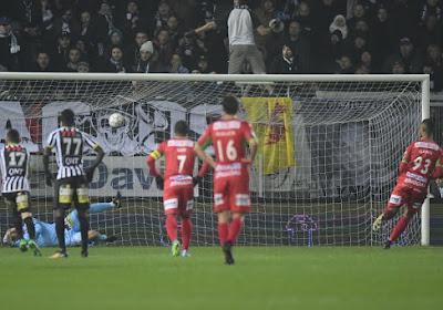 Penneteau évite à Charleroi une nouvelle défaite contre Ostende