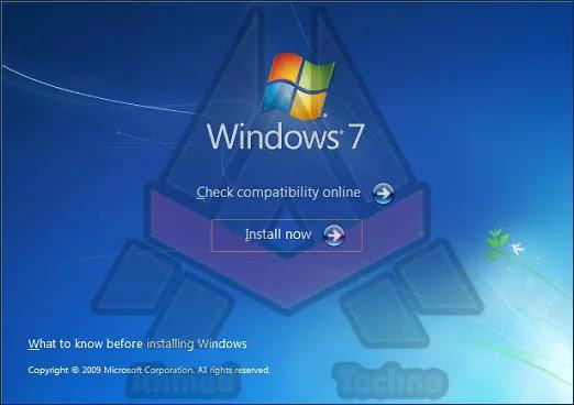 تحميل ويندوز 7 كامل مجاني للكمبيوتر على فلاشة 2021