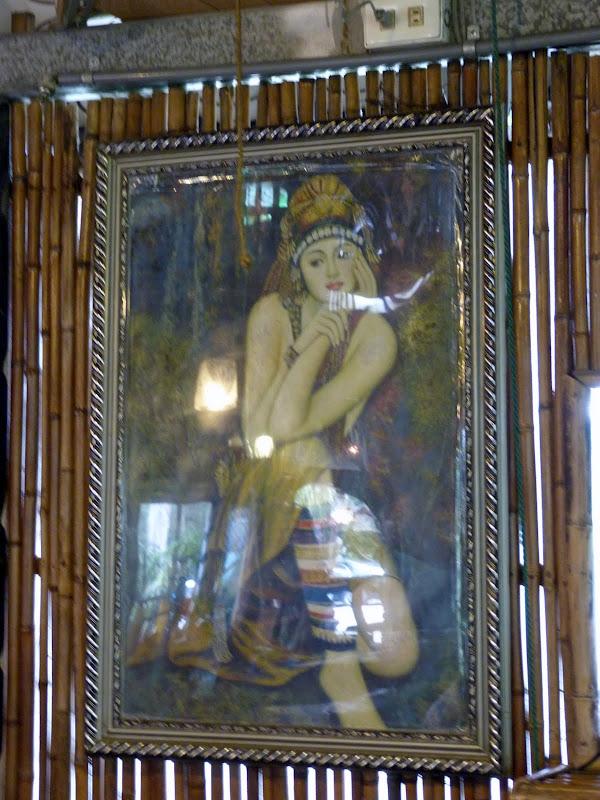 Restaurant aborigene pres de Xizhi, Musée de la céramique Yinge - P1140707.JPG