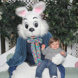Spencer & the Easter Bunny - March 18, 2013