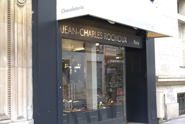 Jean-Charles Rochoux and Maison du Chocolat