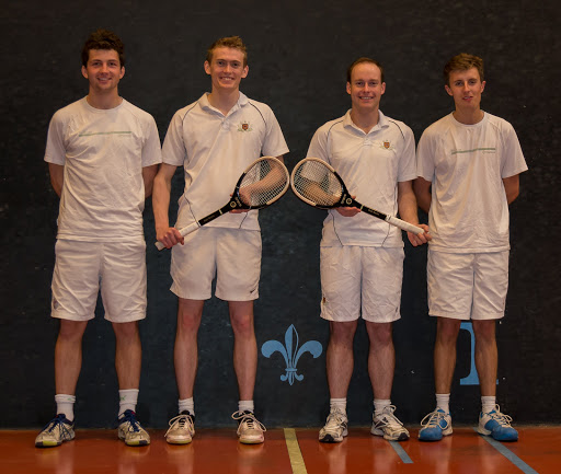 Cambridge Varsity Team, 2016