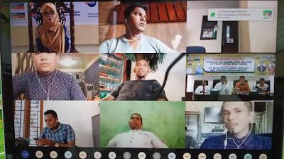 60 Pelaku UMKM Melenial Ikut Webinar Bank Aceh Syariah Cabang Bireuen