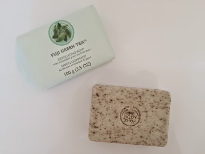 Resultado de imagen para green tea soap the bodyshop
