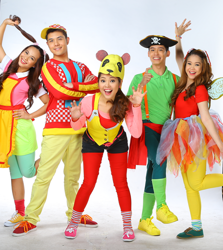 Hi-5, my favorite things, announcement
